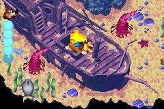 de Banjo & Kazooie - La revanche de Grunty sur Game Boy Advance (GBA
