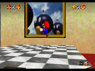 Super Mario 64 (DS and n64 mini) : Walkthrough, 120 stars