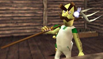 Zelda Ocarina Of Time Master Quest :  Personnages secondaires