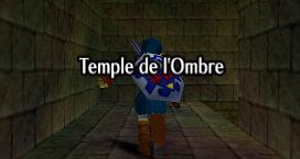 Zelda Ocarina Of Time Master Quest sur Game Cube - Le temple de l'ombre